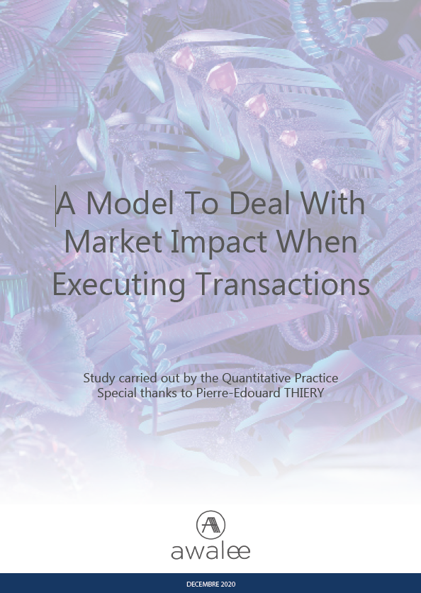 A Model To Deal With Market Impact When Executing Transactions
