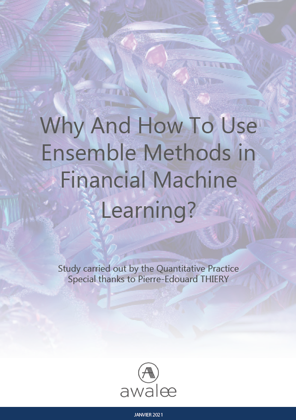 Why and how to use ensemble methods in financial machine learning?