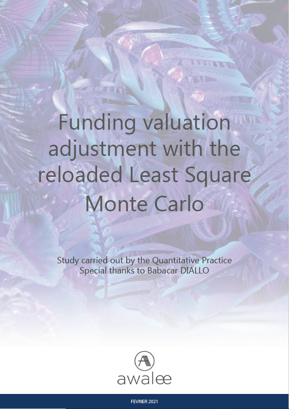 Funding Valuation Adjustment with the reloaded Least Square Monte Carlo